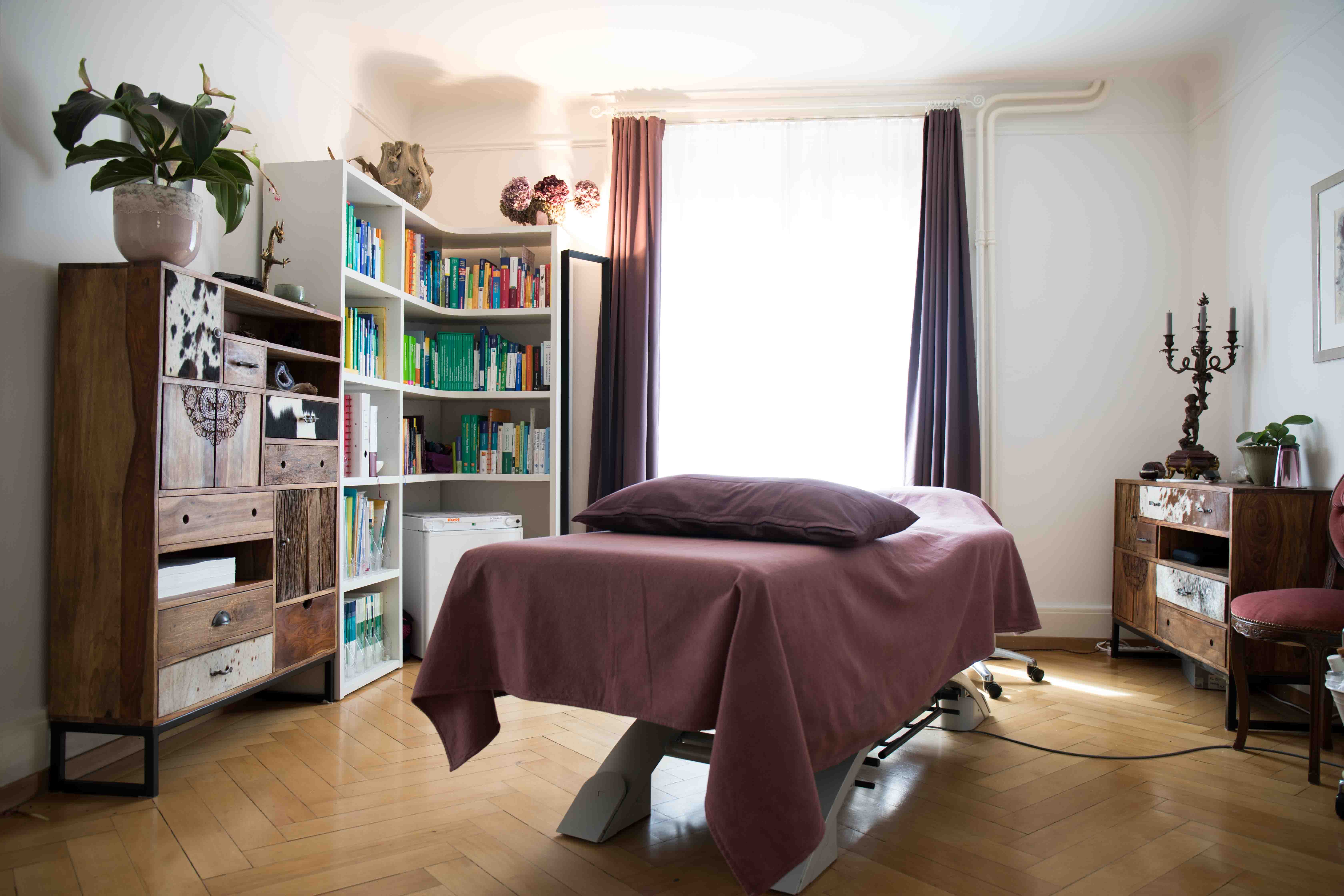 Naturheilpraxis Ju-Nic Narbenentstörung Körpertherapie